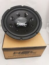 """New listing New, Old School Hollywood Sound Labs Dvc 12"""" Comp Subwoofers True Natural Sound"""