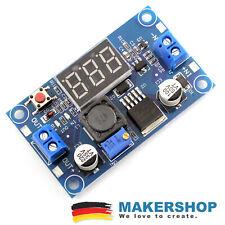 LM2596S Step-Down Modul Spannungswandler mit Voltmeter