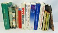 Lot 14 Books Instant Library Vintage Presidents JFK Decor Staging Bookshelf Prop