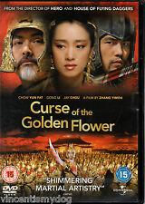 Curse Of The Golden Flower (DVD, 2007)