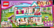 Lego Friends 41314 Stephanie's House New in Box