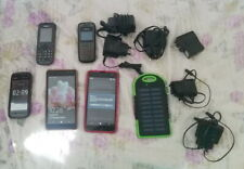 Nokia Lumia 2pc smarphones ,1pc Nokia express music 5800,Nokia 1208,Nokia 100