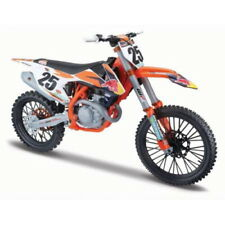 KTM Red Bull Racing Team, Maisto Motorrad Modell 1:6, Art.532227