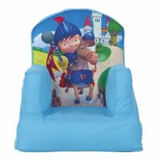 NEW Mike The Knight Cosy Chair Childrens Inflatable Chair Nursery TV chair easy