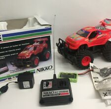 VINTAGE NIKKO REMOTE CONTROL  MEGA MACHINE OFF ROAD TRUCK RADIO CONTROLED RARE