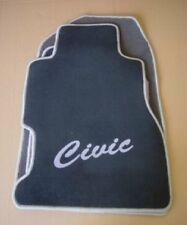 nouveau * Honda Civic 5 portes 06 /> noir sur mesure tapis de voiture