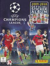 Panini Champions League 2009 - 2010 - 10 Sticker auswählen CL 09/10
