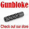 GUNBLOKE RADIAL Muzzle Brake 1/2x28 -Suit sporter barrels  - bored to suit