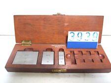 """Imperial slip gauge set (imcomplete) 0.5"""", 1"""", 2"""" (3939)"""