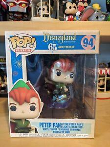 Funko Pop! Rides Peter Pan on Peter Pan's Flight 65th Anniversary