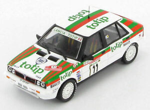 Lancia Delta HF Totip Fiorio - Pirollo San Remo 1987 1:43