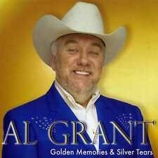 AL GRANT - GOLDEN MEMORIES & SILVER TEARS - NEW CD!!