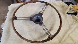 Mg Td Tf Steering Wheel