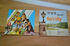 2 x alte, vintage PEZ / Haas Magazine Family Journal 1972