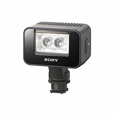 New Sony HVL-LEIR1 LED Video Infrared IR Light Alpha Handycam From Japan new .