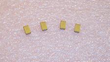 QTY (100) 15uf 25V 10% D CASE SMD TANTALUM CAPACITORS T491D156K025AS KEMET