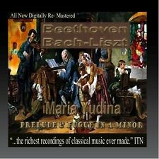 Beethoven / Bach / M - Beethoven, Bach, Liszt, - Maria Yudina, Prelude and Fugue