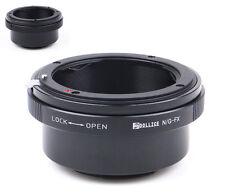 Dollice Nikon G Lens to Fujifilm X FX Camera Adapter X-Pro2 X-E2S X-T10 X-T1IR