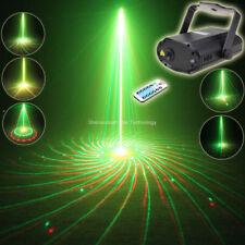 Mini R&G Laser 24 Patterns Dance Disco Bar Xmas Light DJ environment Party Light