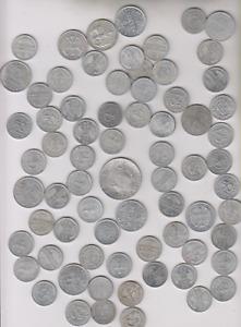 münzen -  anfang der zwanziger jahre inflation s,abbildung