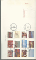 CANADA DAY 1980 SC 955-966a MNH &  OFFICIAL FDC'S FREE USA SHIPPING