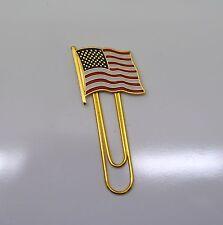 Pince a Billets drapeau USA, Bikers,Country, Amérique, Harley,
