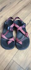 Chaco Womens Sandal Size 11  Trail Hiking Shoes see photos red