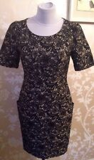 Per Una Speziale Pocketed Lace Dress Size 8