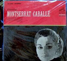 Presenting Montserrat Caballe     RCA Victor