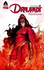Draupadi: Fire-Born Princess: Campfire Mythology Line (Campfire Graphic Novels),