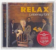 Relax - Lebensg'fühl - 25 Jahre Relax - CD (Musik-G-695