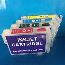 4 Printer Head Cleaning Cartridges Epson SX445W SX525WD SX535WD SX620FW Non OEM