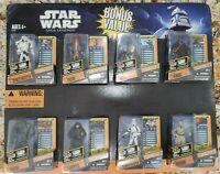 Star Wars Saga Legends Bonus Value 8 Figure Set Hasbro
