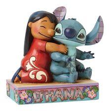Disney Traditions Ohana Means Family Lilo & Stitch Figurine NEW