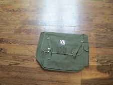 musette, bag, remake, new old stock ,1950's/60's made in japan