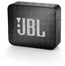 JBL GO2 Portable Bluetooth Waterproof Speaker BLACK