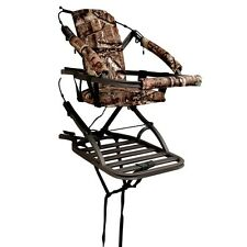 New 2017 Summit Viper SD Climbing Treestand w/ Stirrups & Harness 81120