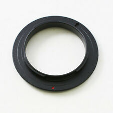 55mm Objektiv Makro Adapter Ring Umkehrring Umkehr Makroring für Sony NEX E 6000