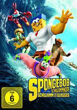 DVD * SPONGEBOB SCHWAMMKOPF : SCHWAMM AUS DEM WASSER # NEU OVP +