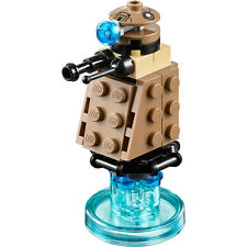 LEGO Doctor Who - Original - Dalek w/ Disc - New (pieces removed from 71238)