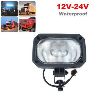 12V-24V Trailer Pickup Truck Roof Top White Lamp Running Work Light Waterproof