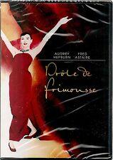 """DVD """"DROLE DE FRIMOUSSE""""-AUDREY HEPBURN- NEUF SOUS BLISTER"""