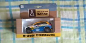 1/43 Mitsubishi ASX 306 Rally Dakar 2015 Truck Diecast Team Car Kamaz Ford Rare