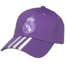 cd47cbae adidas Unisex Cap Real Madrid a 3s Training Hat Fashion Sporty Style 2016  Purple