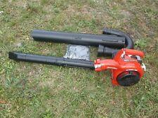 Homelite Handheld Leaf Blower Mulcher Vacuum Gas 26cc 150 MPH (3-in-1) PLUS BAG