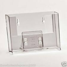 A6 COUNTER LANDSCAPE POSTCARD HOLDER DISPENSER x 1