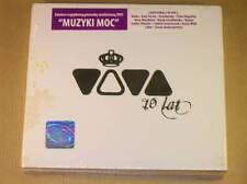 RARE BOITIER 3 CD / VAVA 10 LAT / MUZYKI MOC / NEUF SOUS CELLO