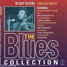 MUDDY WATERS, Chicago Blues [1994 CD] Orbis Collection