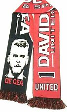Manchester United David De Gea Scarf Football Gifts