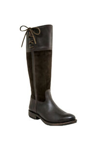 Lucchese Women's Size 10 Round Toe Handmade Emma Equestrain Boots